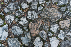 Stone paving texture. Stock Photo