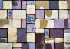 Stone paving. Texture. Abstract structured background stock photo