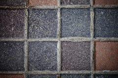 Stone paving tile Royalty Free Stock Photos