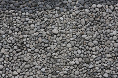 Stone pebble texture Stock Image