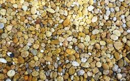 Stone pebble texture Royalty Free Stock Photo