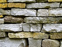 Stone pieces Royalty Free Stock Photography