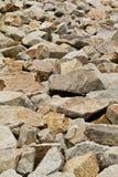 Stone pile Royalty Free Stock Photos