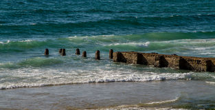 Stone piles Royalty Free Stock Photography