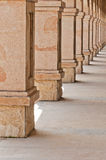 Stone  Pillars Stock Photo