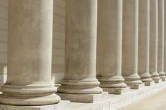 Stone Pillars Stock Photography