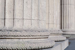 Stone Pillars Royalty Free Stock Photo