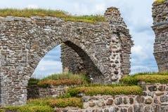 Stone portal Stock Image
