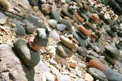 Stone pyramids Royalty Free Stock Image