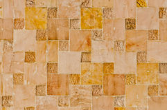Stone quadratic background or texture Royalty Free Stock Images