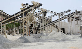 STONE QUARRY Stock Photos