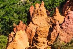 Stone range Stock Photo