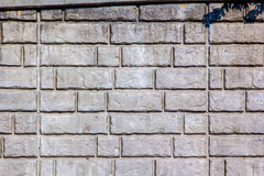 Stone retaining wall Stock Photos