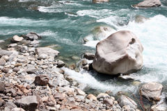 Stone river Stock Photos