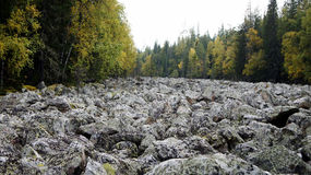 Stone river Stock Photography