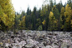 Stone river Stock Photo