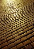 Stone road Royalty Free Stock Photography
