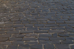 Stone road Stock Photo