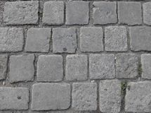 Stone road Royalty Free Stock Photos
