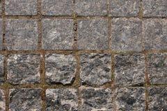 Stone roadway Stock Photography