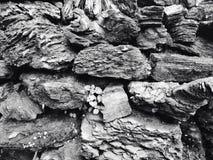 Stone. Rock texture royalty free stock photos