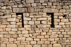 Stone Rock Wall Royalty Free Stock Photos