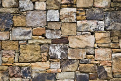 Stone /Rock Wall Background Royalty Free Stock Photography