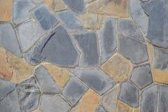Stone rocks wall texture Stock Photo