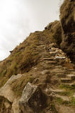 Stone and rocky path Royalty Free Stock Photos