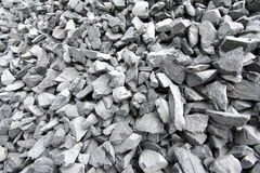 Stone rubble background Royalty Free Stock Photography