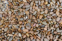 Stone rubble rock close up texture, seamless background Royalty Free Stock Photos
