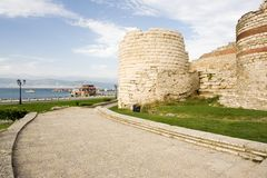 Stone Ruins royalty free stock image