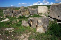 Stone ruins Stock Photo