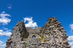 Stone ruins in Gotland, Sweden Stock Images