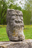 Stone sculpture Royalty Free Stock Photo