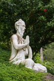 Stone sculpture in Ubud, Bali, Indonesia Stock Photo