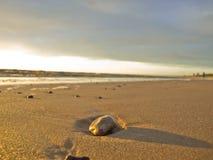Stone on the sea Stock Photo