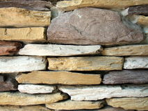 Stone sea wall Royalty Free Stock Photo
