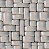Stone seamless background stock illustration