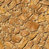 Stone Seamless Pattern. Stock Images