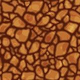 Stone seamless pattern Royalty Free Stock Image