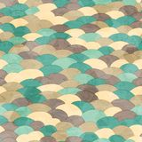 Stone seamless pattern with grunge effect Royalty Free Stock Image