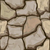 Stone seamless pattern Stock Images