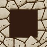 Stone seamless pattern Royalty Free Stock Photo