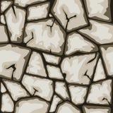 Stone seamless pattern Royalty Free Stock Photography