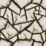 Stone seamless pattern Royalty Free Stock Photography