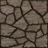 Stone seamless pattern Stock Image