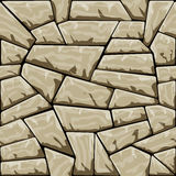 Stone seamless pattern Royalty Free Stock Photo