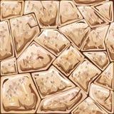 Stone seamless pattern Royalty Free Stock Photos