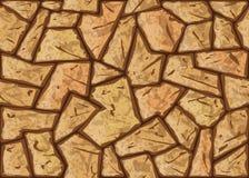 Stone seamless pattern Stock Photo